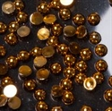 Slika izdelka Kamenčki round gold small 100 kom