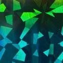 Slika izdelka Folija za odtis rainbow flakes 1,5 m
