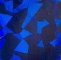 Slika izdelka Folija za odtis royalblue flakes 1,5 m