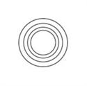 Slika izdelka Circle silver