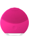 Slika izdelka LUNA mini 2 Sonična naprava za čiščenje obraza v FUCHSIA barvi