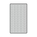 Slika izdelka Air nails šablona - Salon French