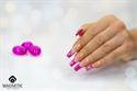 Slika izdelka Gel lak pink glass 15 ml