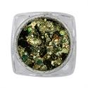 Slika izdelka Inlay metal green gold